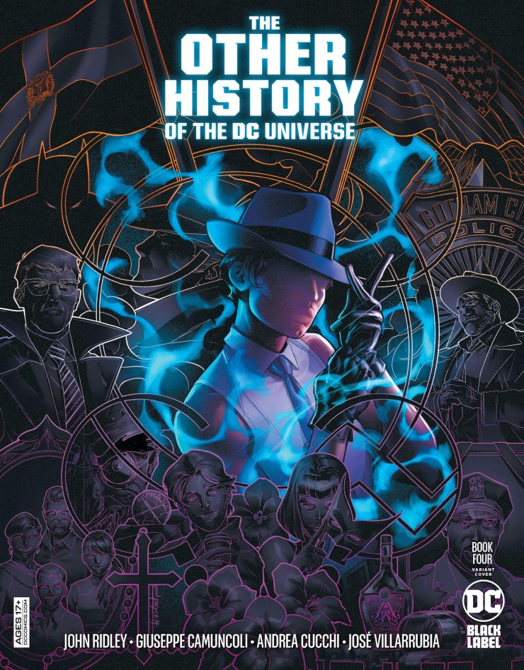 DC Preview: The Other History of the DC Universe #4