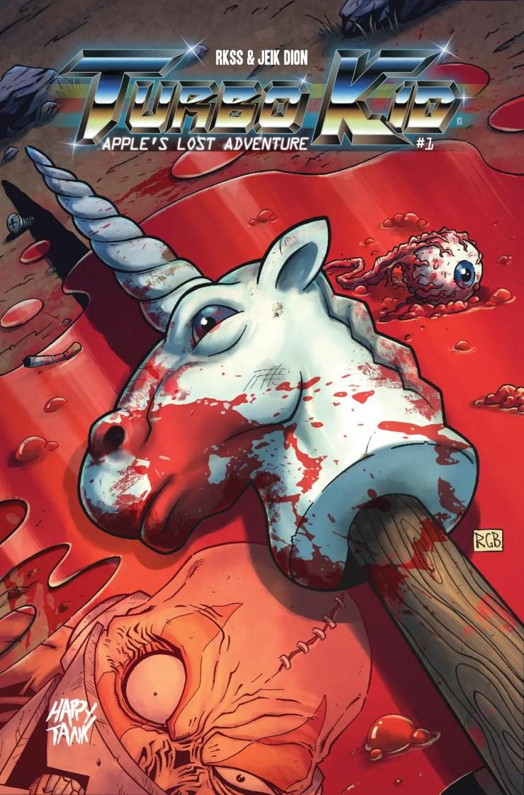 Happy Tank launching 'Turbo Kid' prequel comic series
