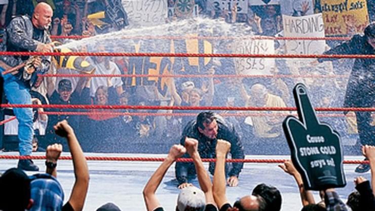 Last night's AEW Dynamite was the best, man