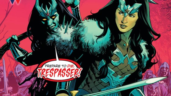 DC Preview: Wonder Woman #772