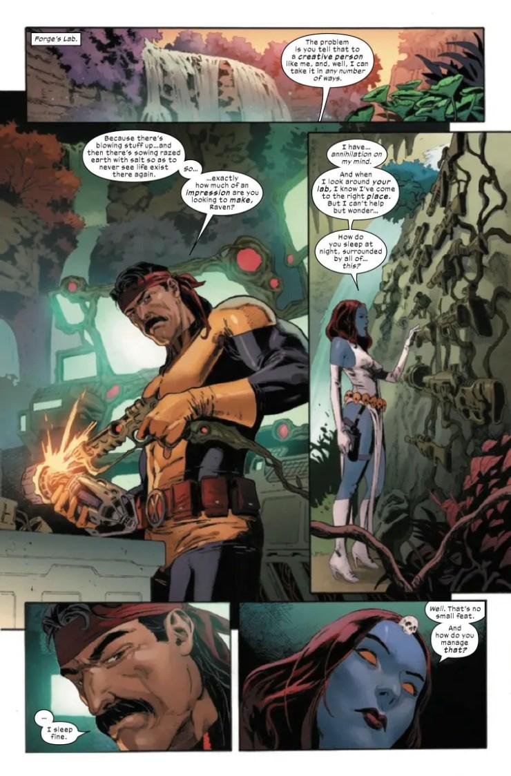 Marvel Preview: X-Men #20