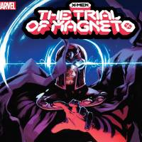 Marvel unveils five-part series 'X-Men: The Trial of Magneto'