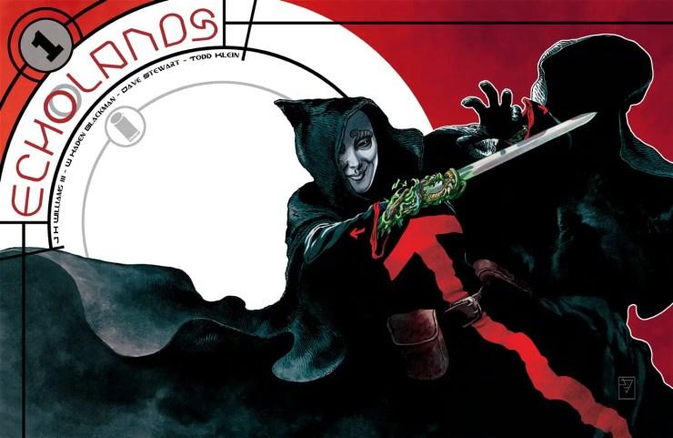 Image Preview: Echolands #1
