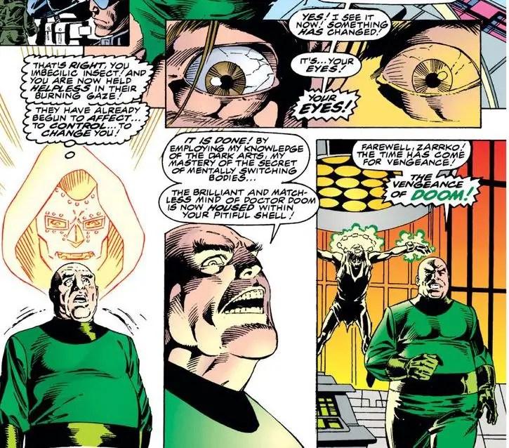 Fantastic Four #407