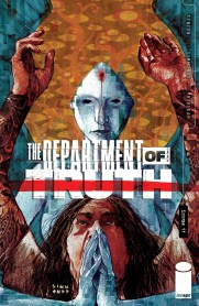 Image Comics signals 'The Department of Truth' launching two-part bigfoot story