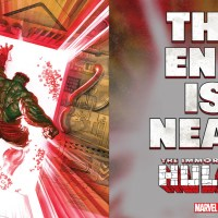 'The End is Near' for 'Immortal Hulk' in issue #49