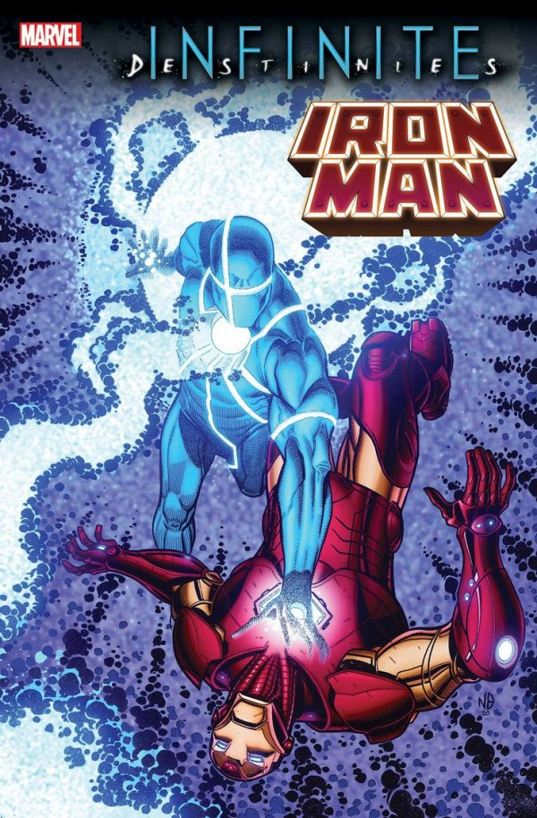 EXCLUSIVE Marvel First Look: Iron Man Annual #1