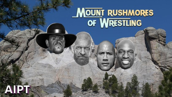 Mt. Rushmores of Wrestling: WWE Careers