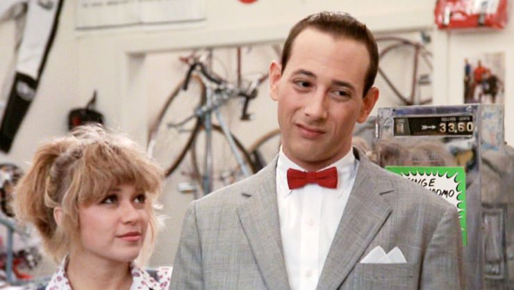 Strange and Fantastic Tales of the 20th Century: 'Pee-wee's Big Adventure'