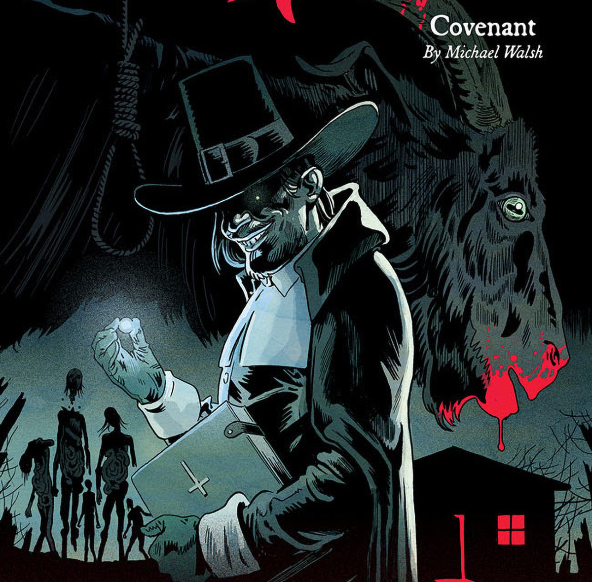 'The Silver Coin' #5 offers moody horror