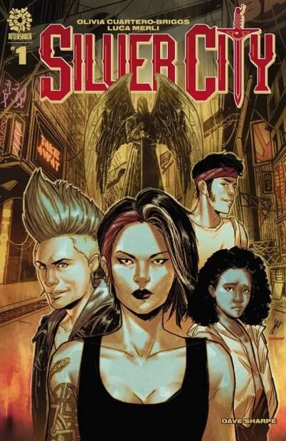 Olivia Cuartero-Briggs on building the world of 'Silver City'