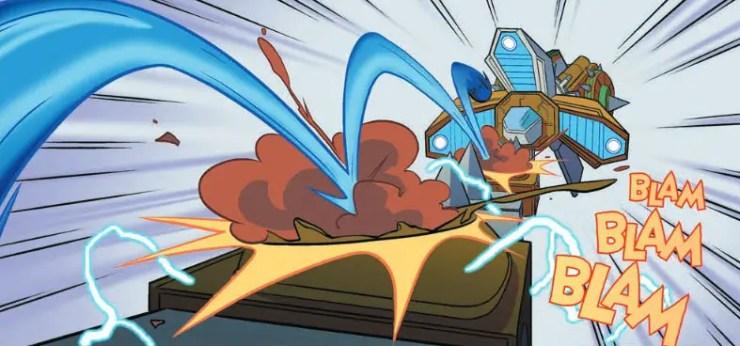 Sonic the Hedgehog #39