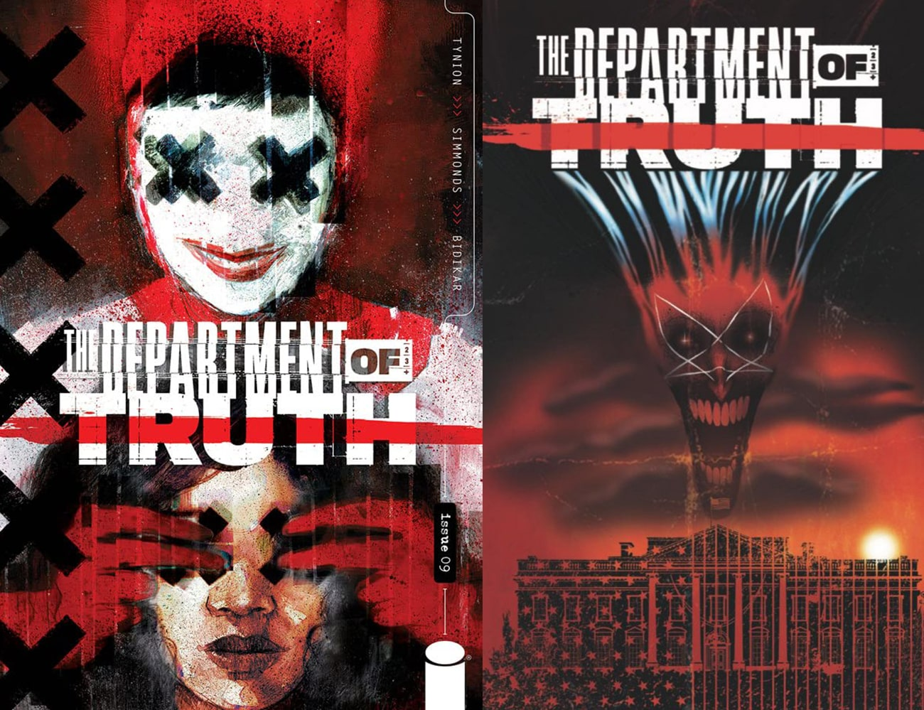'The Department of Truth' #9 is a prism into a mind-expanding world