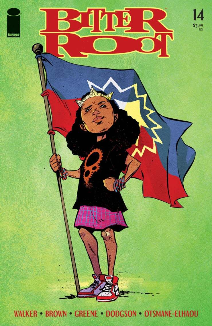'Bitter Root' #14 to celebrate Juneteenth with commemorative cover