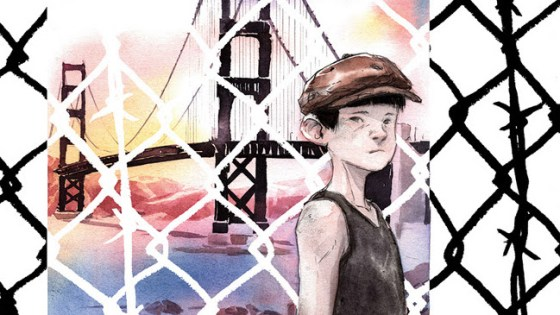 'The Good Asian' sells out and gets second printing with cover by Dustin Nguyen