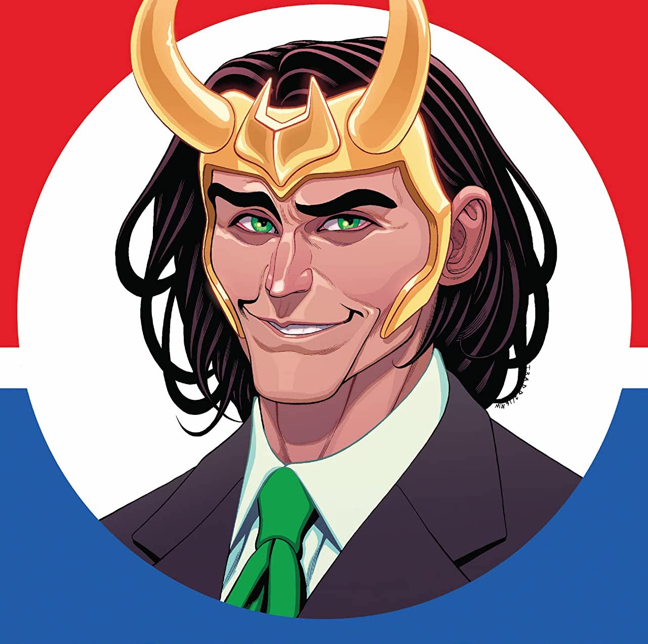 'Vote Loki' cleverly mixes politics, lying, and the responsibility of being president