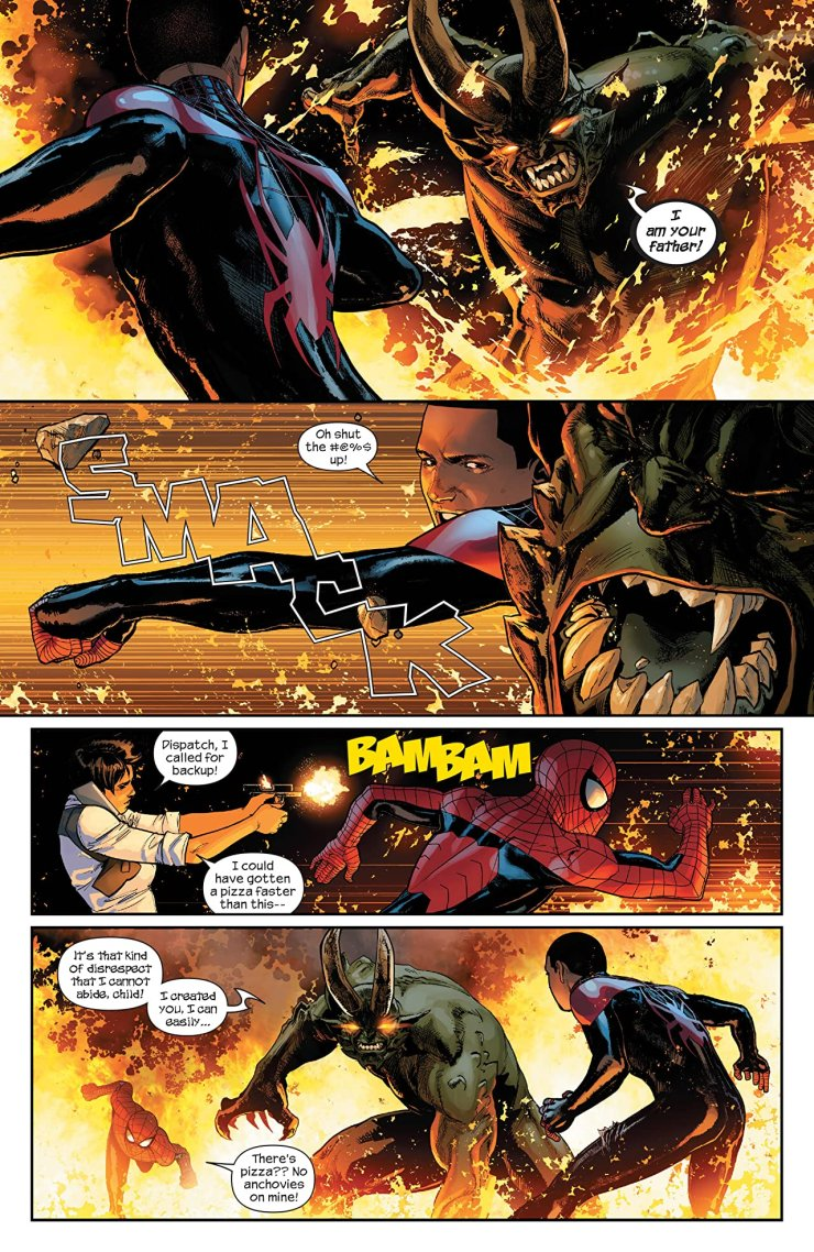'Miles Morales: Ultimate End' review