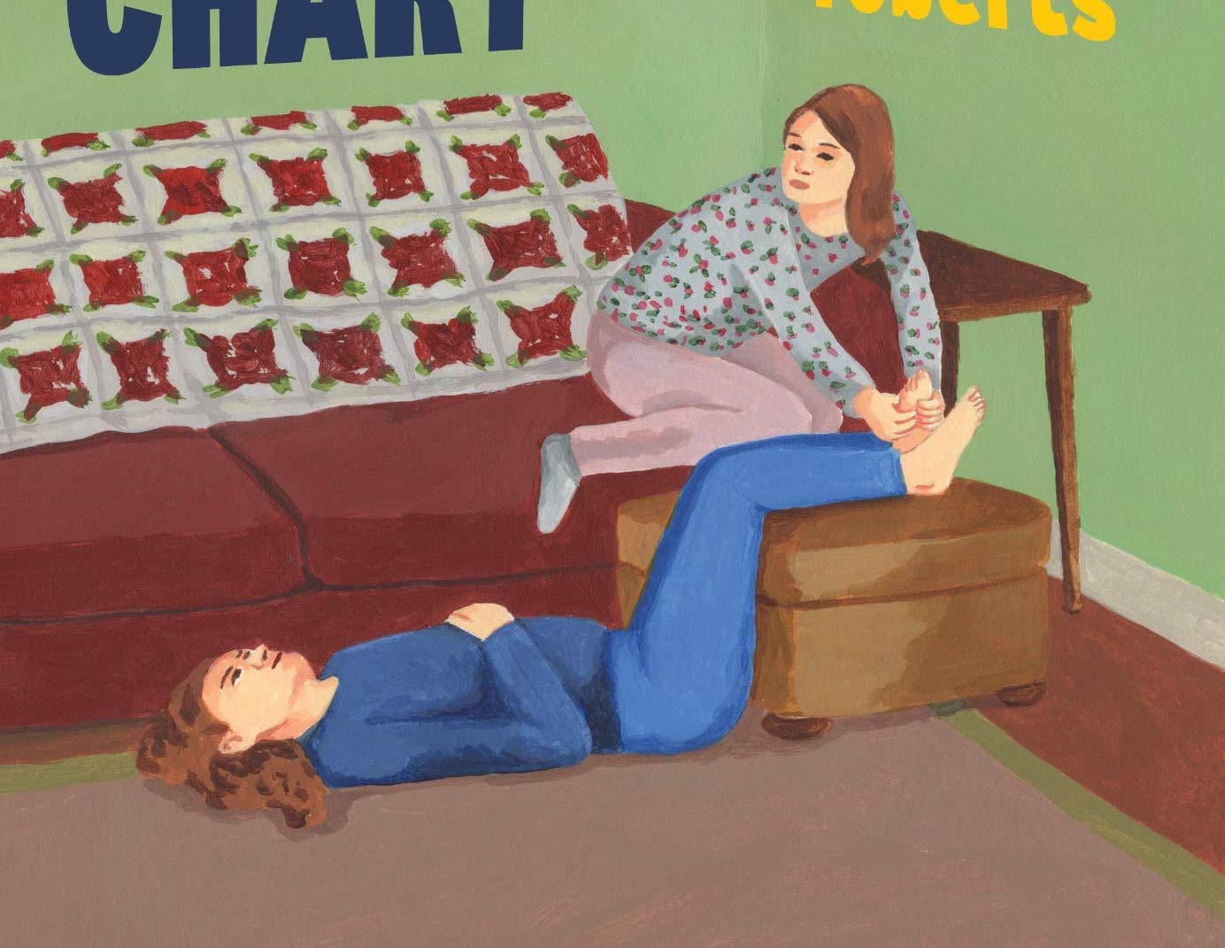 'My Begging Chart' is a frank and profound memoir