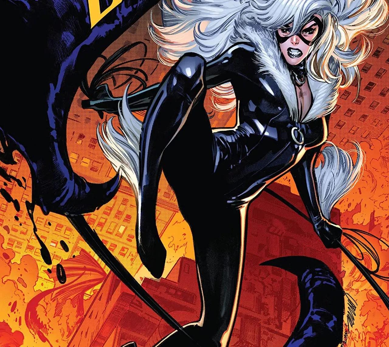'Black Cat Vol. 4: Queen in Black' gets to the core of Black Cat