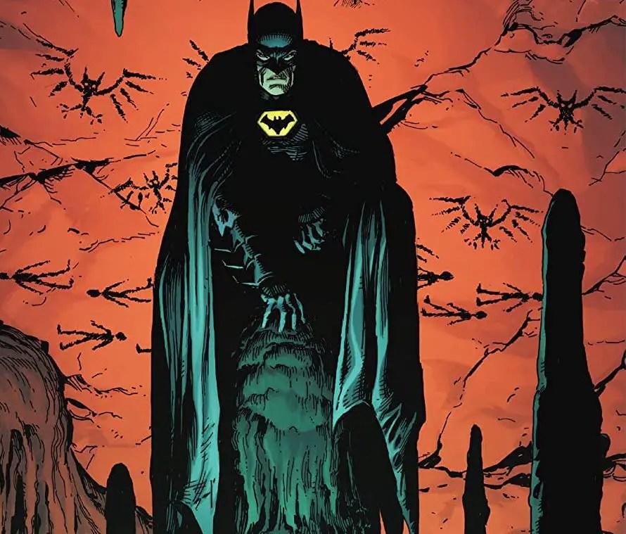 Batman: Earth One Vol 3