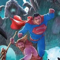 'Action Comics' #1032 features Superman vs. a kaiju – who ya got?