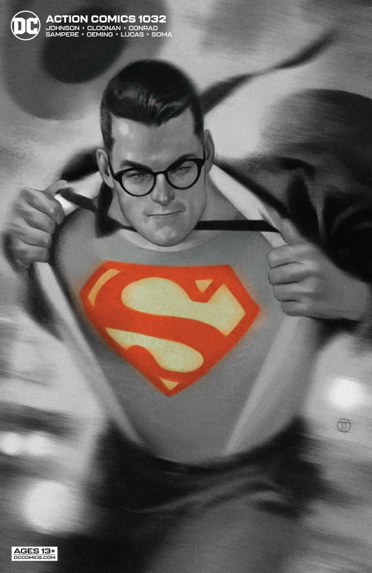 DC Preview: Action Comics #1032