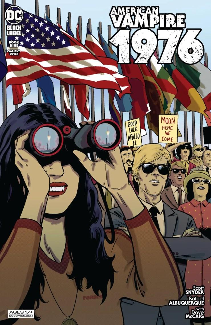DC Preview: American Vampire 1976 (2020-) #9