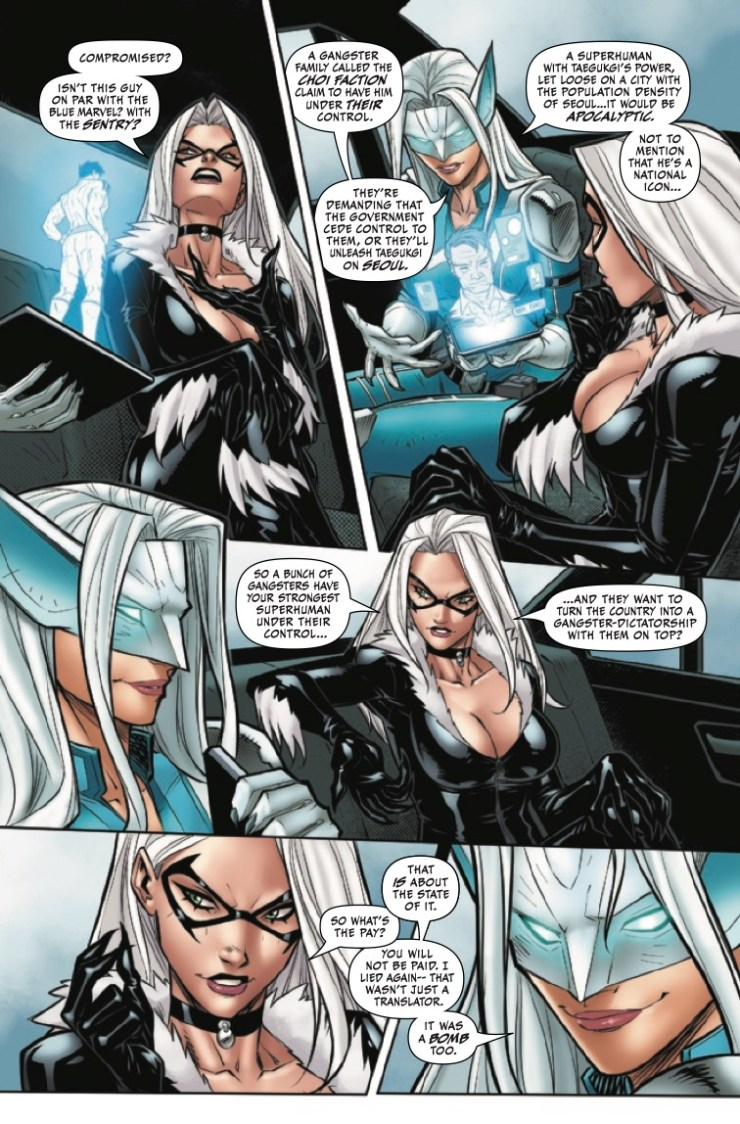 Marvel Preview: Black Cat Annual #1