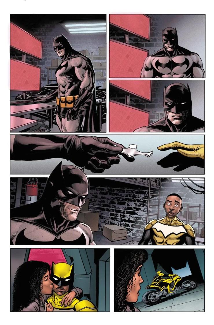 EXCLUSIVE DC First Look: Batman: Secret Files - The Signal #1