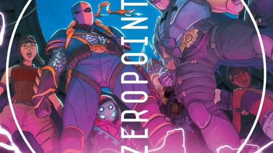 DC Preview: Batman/Fortnite: Zero Point #5
