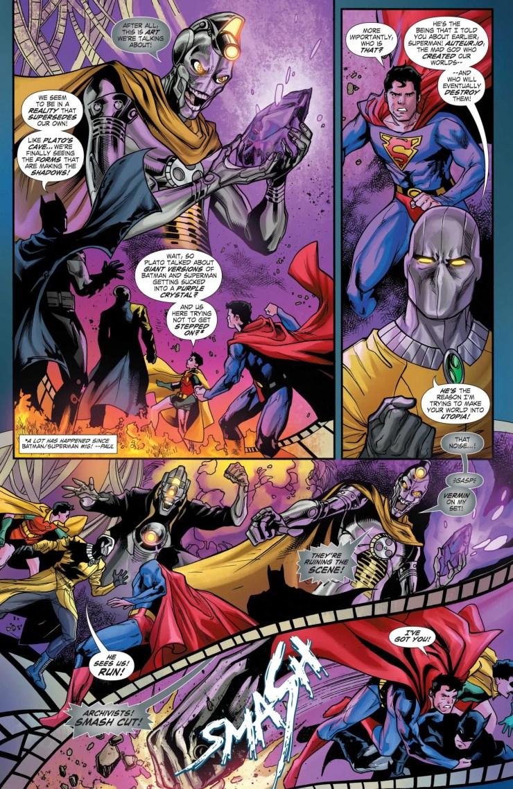 DC Preview: Batman/Superman #19