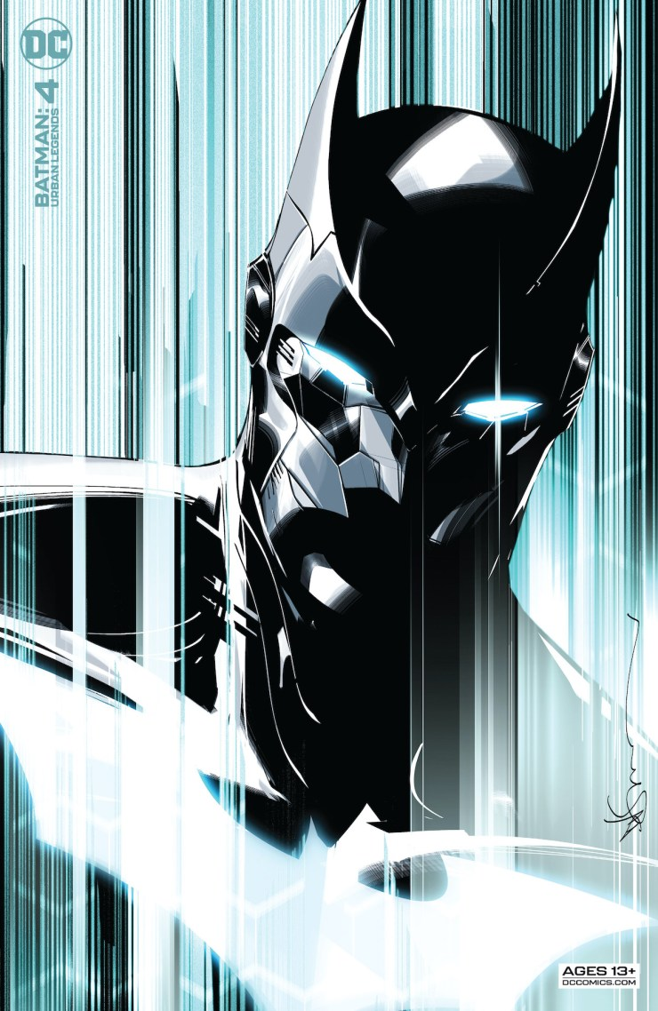DC Preview: Batman: Urban Legends #4