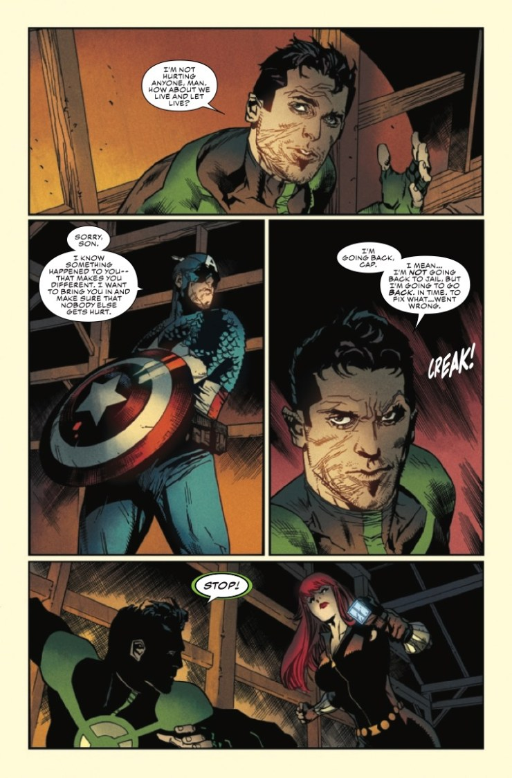 Marvel Preview: Captain America Annual #1