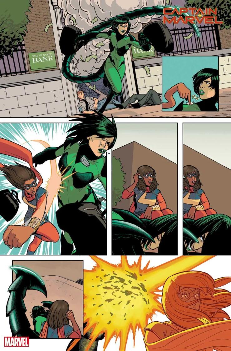 Marvel First Look: Captain Marvel #30
