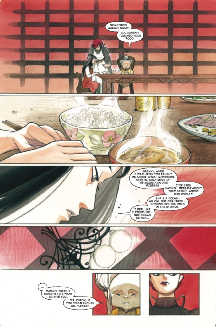 Marvel Preview: Demon Days: Mariko #1