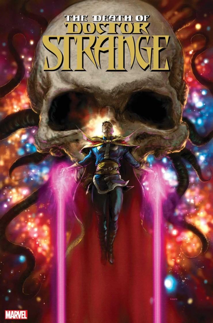 Marvel announces 'Death of Doctor Strange' #1 for September 2021