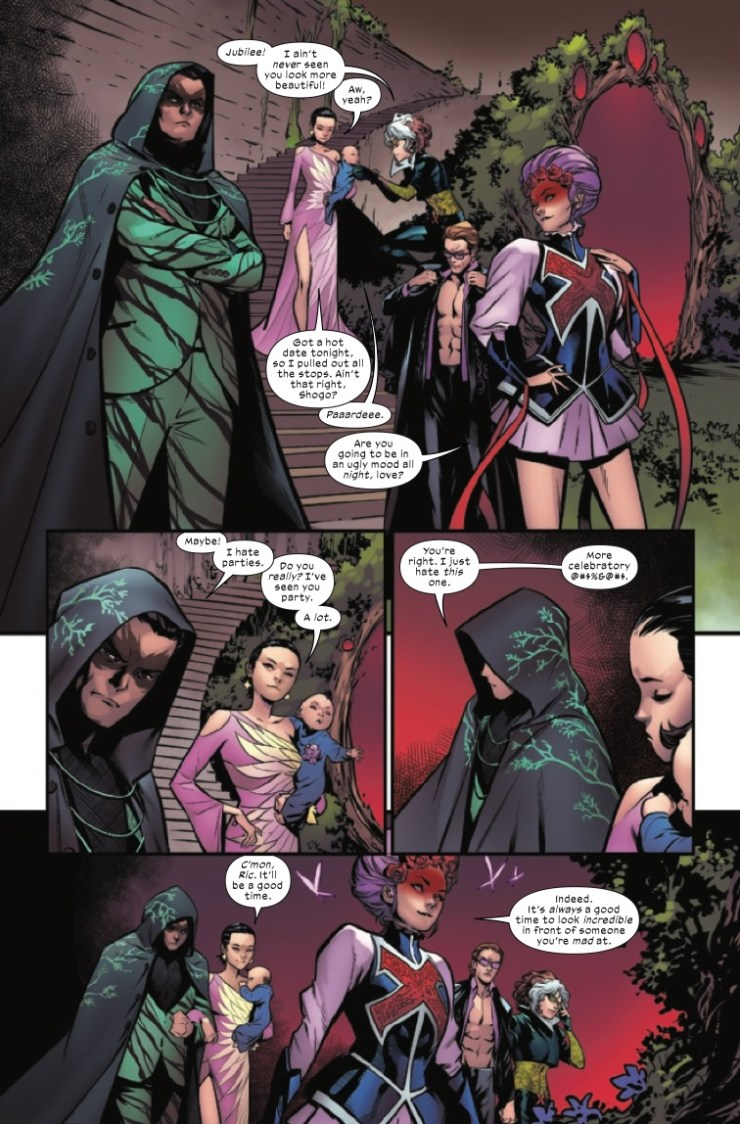 Marvel Preview: Excalibur #21