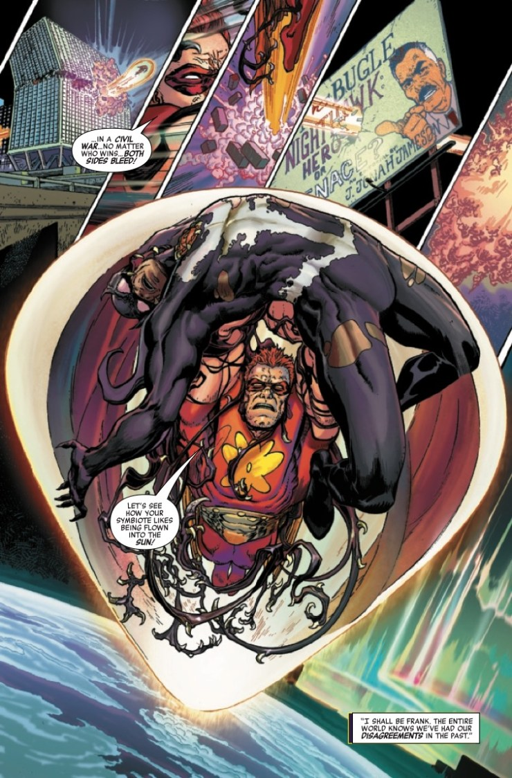 Marvel Preview: Heroes Reborn #7