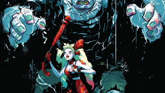 DC Preview: Harley Quinn #4