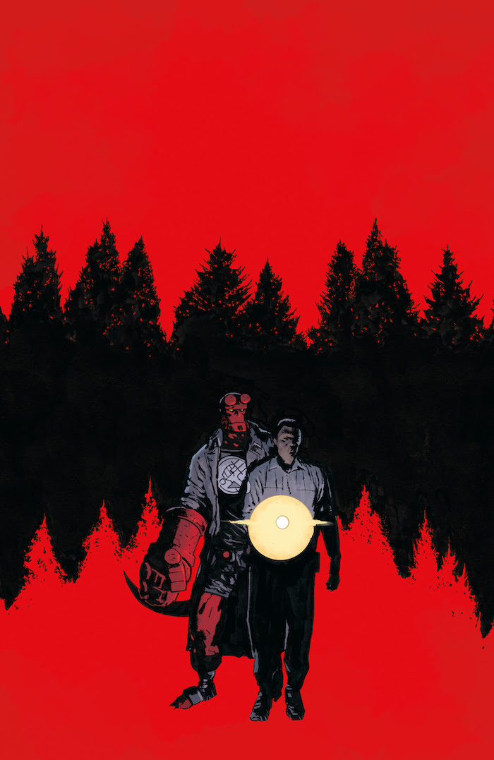 Dark Horse announces 'Hellboy & The B.P.R.D. 1950s' series concluding