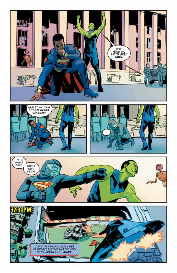 DC Preview: Infinite Frontier #1: Secret Files