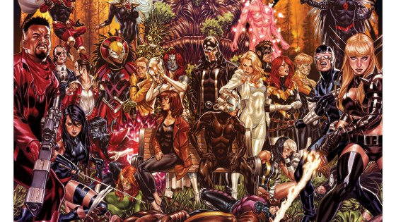 Marvel reveals new details on X-Men series 'Inferno' by Jonathan Hickman