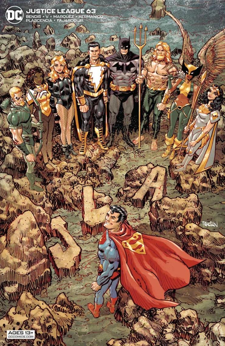 DC Preview: Justice League #63