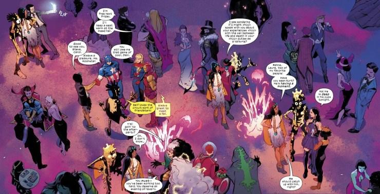 X-Men Monday #112 - Jordan D. White Answers Your Hellfire Gala Week 3 Questions