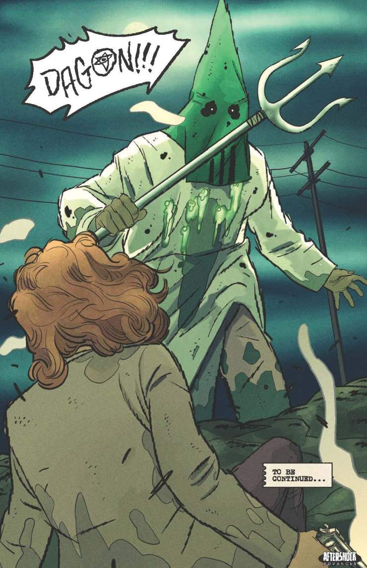 AfterShock Preview: Miskatonic TPB