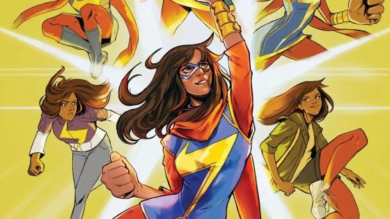 Marvel announces 'Ms. Marvel: Beyond the Limit' for September 2021