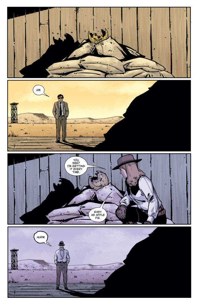 DC Preview: Rorschach #9