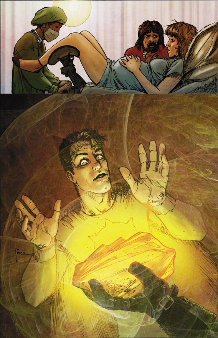 Second Coming EXCLUSIVE AHOY Comics October 2021 solicitations