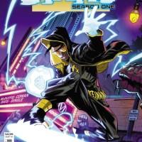 DC Preview: Static #1: Season One