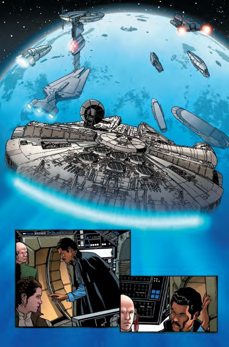 Marvel Preview: Star Wars #14